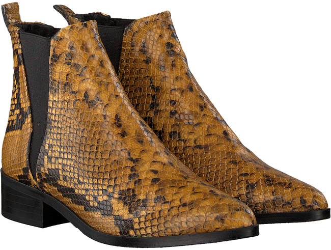 Gele DEABUSED Chelsea boots 7001  - large