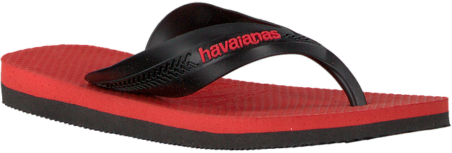 Rode HAVAIANAS Teenslippers KIDS MAX TREND  - large