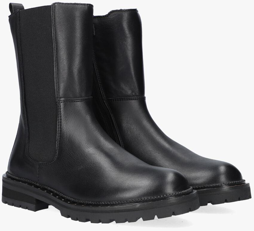 Zwarte HIP Chelsea boots H1422  - larger