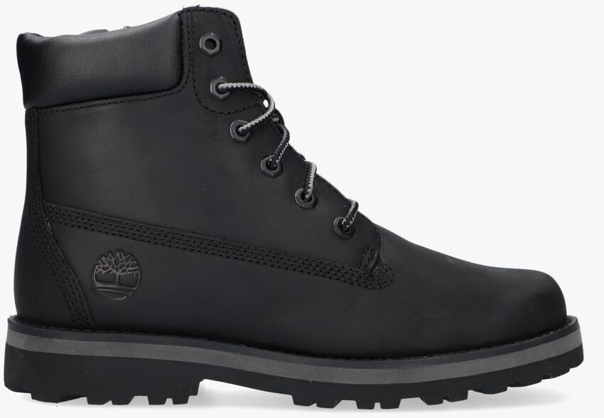 Zwarte TIMBERLAND Veterboots COURMA KID TRADITIONAL 6 INCH - larger