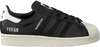 Zwarte ADIDAS Lage sneakers SUPERSTAR  - small