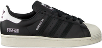 Zwarte ADIDAS Lage sneakers SUPERSTAR  - medium