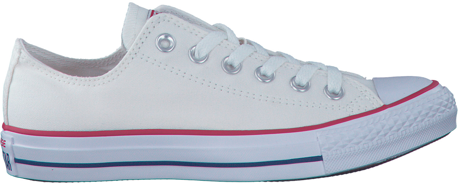 555dadced23 Witte CONVERSE Sneakers ALL STAR OX - large. Next