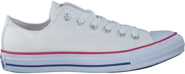Witte CONVERSE Sneakers ALL STAR OX  - large