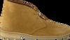 Gele CLARKS ORIGINALS Enkelboots DESERT BOOT DAMES - small