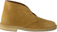 Gele CLARKS Enkelboots DESERT BOOT DAMES - medium