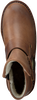 Bruine CA'SHOTT Enkellaarsjes 14065 - small