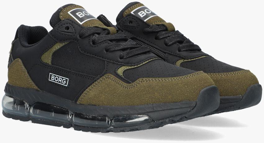 Groene BJORN BORG Lage sneakers X500 PRF BLK  - larger
