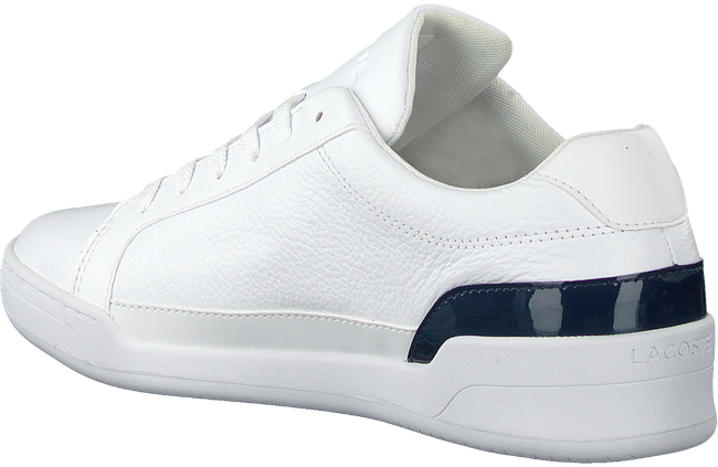 Witte LACOSTE Lage sneakers CHALLENGE 220 - large