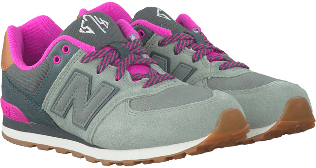 Grijze NEW BALANCE Sneakers KL574  - large