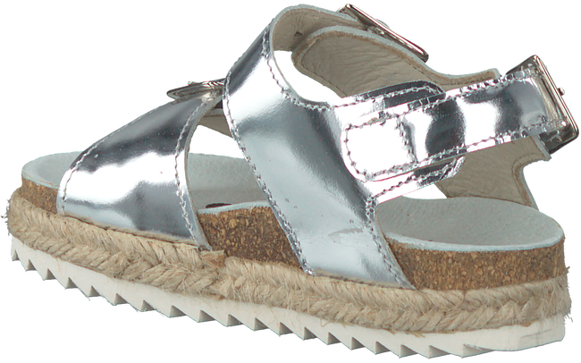Zilveren SHOESME Sandalen BE7S097  - large