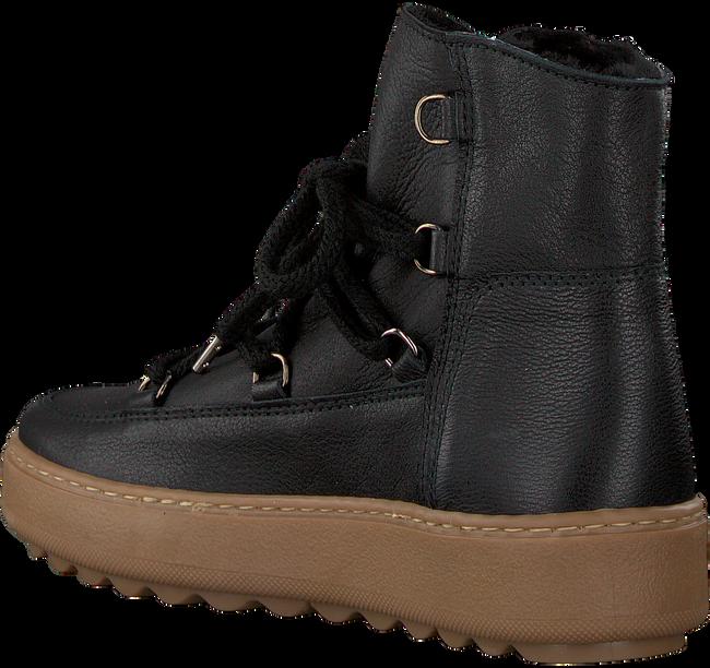 Zwarte CLIC! Veterboots 9513 - large