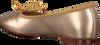 Gouden GIULIA Ballerina's G.12.BALLERINA  - small