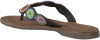 Multi LAZAMANI Slippers 75.451  - small