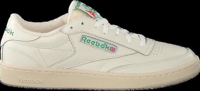 Beige REEBOK Sneakers CLUB C 1985 TV  - large