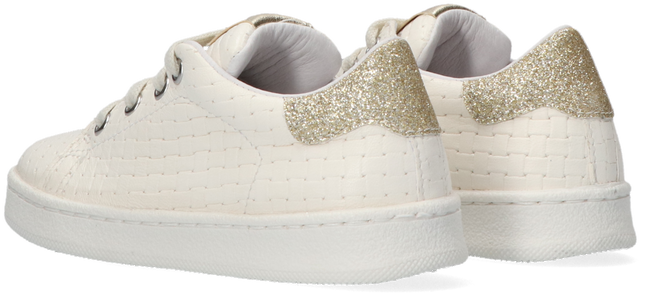 Witte CLIC! Lage sneakers CL-9187  - large