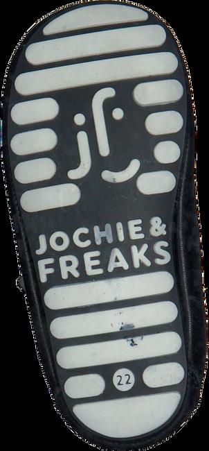 Grijze JOCHIE & FREAKS Babyschoenen 19060  - large