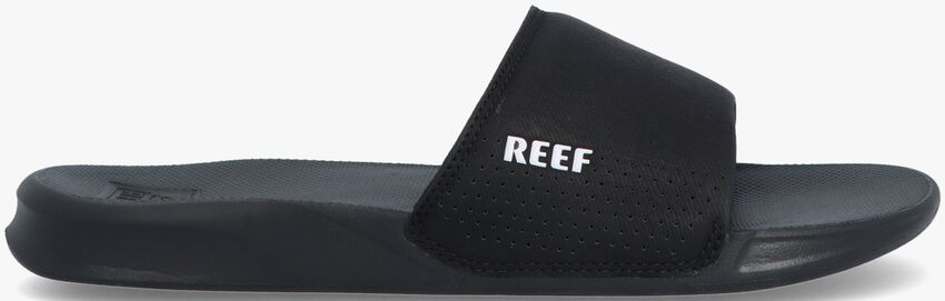 Zwarte REEF Badslippers ONE SLIDE  - larger
