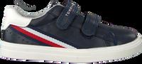 Blauwe TOMMY HILFIGER Lage sneakers LOW CUT VELCRO SNEAKER  - medium