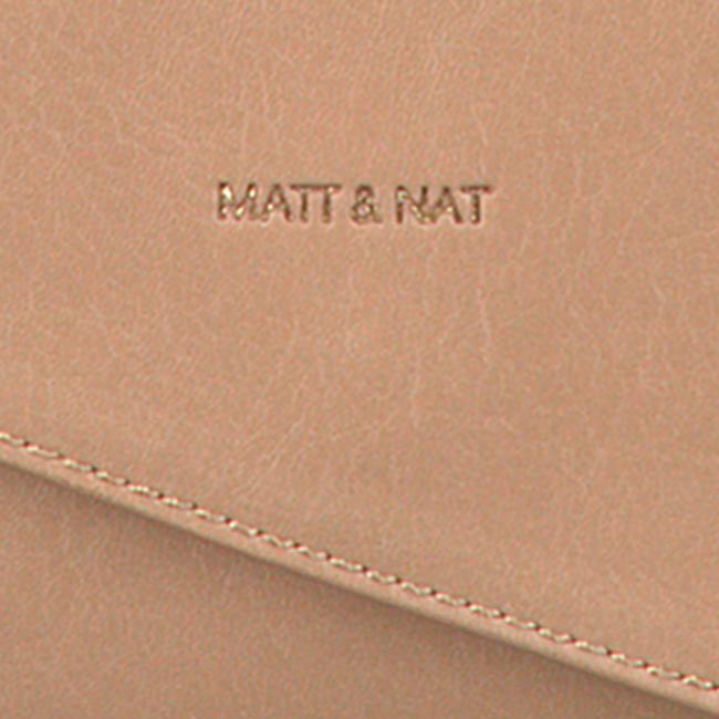 Bruine MATT & NAT Clutch RIYA CLUTCH - large