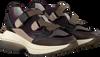 Paarse LOLA CRUZ Sneakers 444Z88BK - small