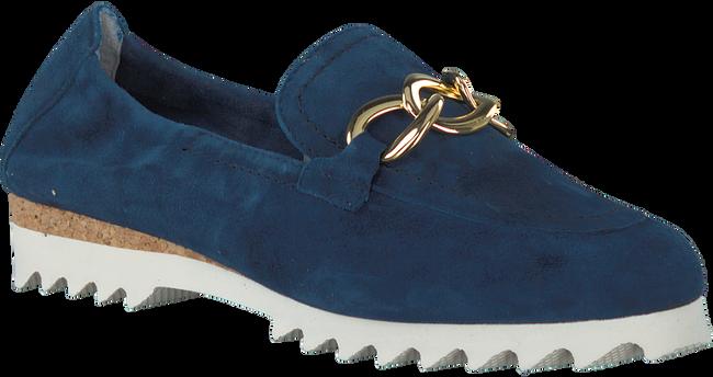 Blauwe MARIPE Mocassins 24635  - large