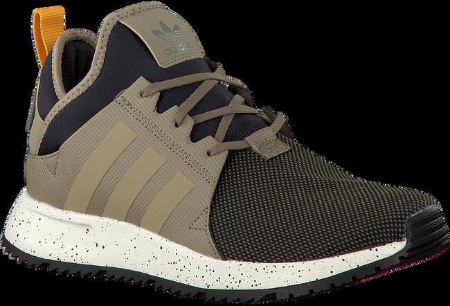 Groene ADIDAS Sneakers X PLR HEREN  - large