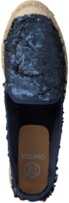 Blauwe OMODA Espadrilles KV6064  - large