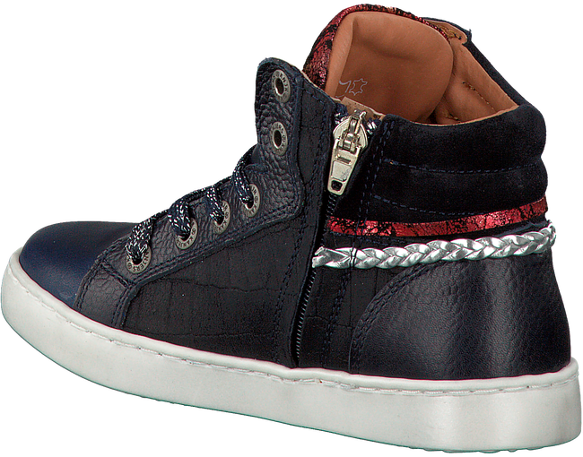Blauwe KANJERS Sneakers 5236LP  - large