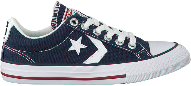 Blauwe CONVERSE Sneakers STAR PLAYER EV OX KIDS - large