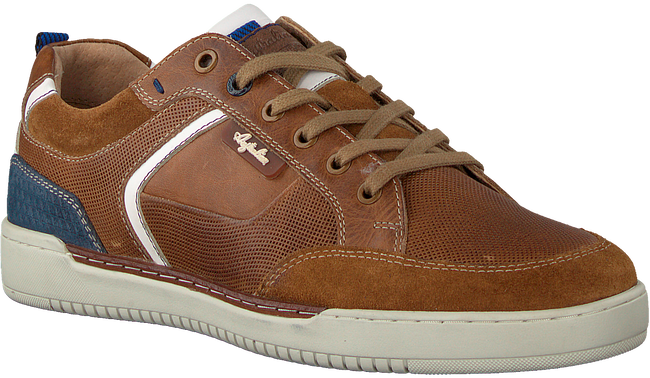 Cognac AUSTRALIAN Lage sneakers MENDONZA  - large