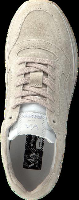 Beige VIA VAI Lage sneakers MILA BOW - large
