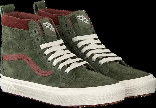Groene VANS Sneakers UA SK8-HI HEREN  - large