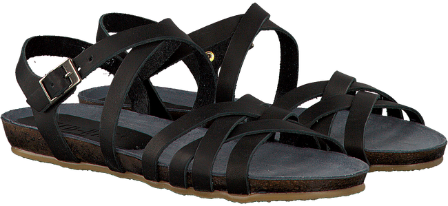 Zwarte RED RAG Sandalen 79096  - large
