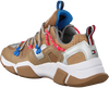 Beige TOMMY HILFIGER Lage sneakers CITY VOYAGER CHUNKY  - small
