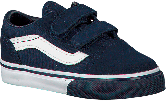 Blauwe VANS Sneakers TD OLD SKOOL V - large