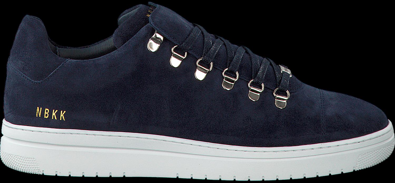 Chaussures En Daim Bleu Nubikk Yéyé Personnes yhJSLY