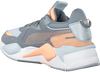 Grijze PUMA Sneakers RS-X REINVENT WN'S  - small