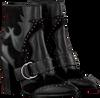 Zwarte BRONX Enkellaarsjes 33973  - small