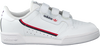 Witte ADIDAS Lage sneakers CONTINENTAL 80 CF C  - small