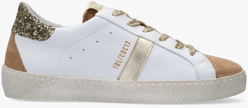 Witte TORAL Sneakers TL-12638  - larger