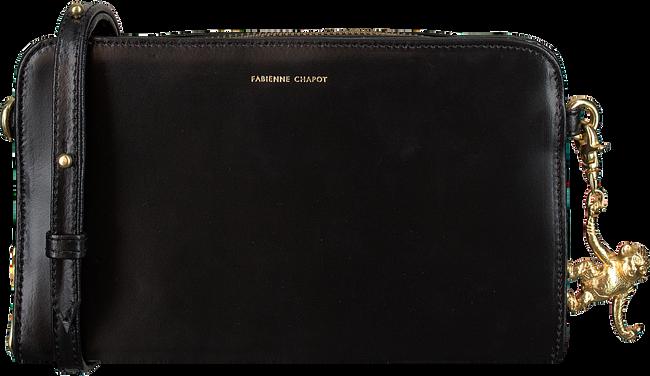 Zwarte FABIENNE CHAPOT Schoudertas HARPER BAG - large