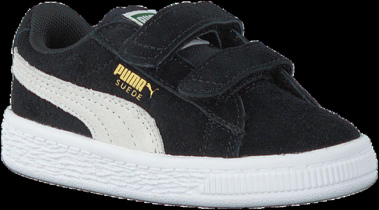 Suede nl Straps 2 Puma Sneakers Zwarte Omoda PkOiuXZ