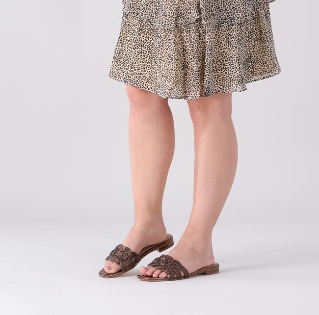 Bronzen BIBI LOU Slippers 868Z00HG - large