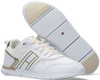 Witte TOMMY HILFIGER Lage sneakers METALLIC LIGHTWEIGHT - small