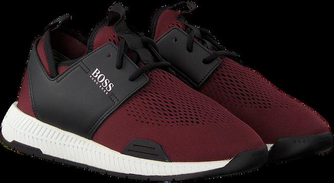 Rode BOSS Sneakers TITANIUM RUNN ACT - large