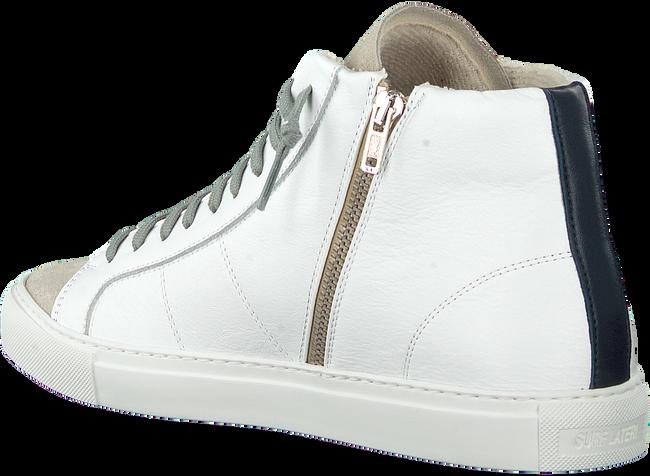 Witte P448 Hoge sneaker STAR2.0 MEN  - large