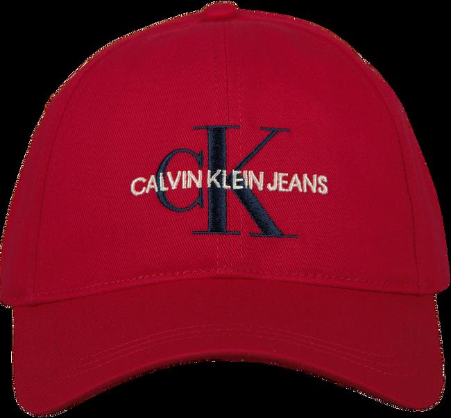 Rode CALVIN KLEIN Pet J MONOGRAM CAP M  - large