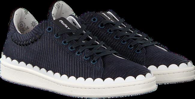 Blauwe FLORIS VAN BOMMEL Sneakers 85233 - large