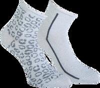 Grijze MARCMARCS Sokken AMY COTTON 2-PACK  - medium